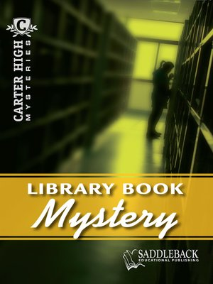 cover image of Library Book Mystery