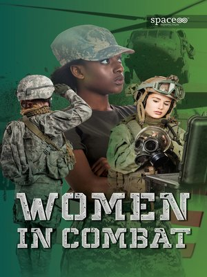 cover image of Women in Combat