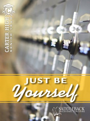 cover image of Just Be Yourself