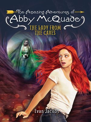 cover image of Lady from the Caves