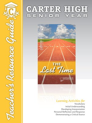 cover image of The Last Time