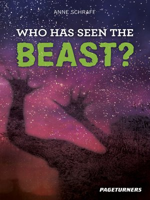cover image of Who Has Seen the Beast? (Adventure)