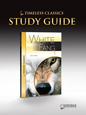 cover image of White Fang Study Guide