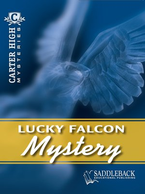 cover image of Lucky Falcon Mystery