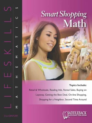 cover image of Smart Shopping Math