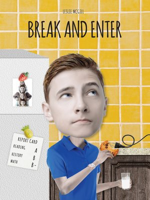 cover image of Break and Enter