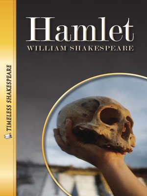cover image of Hamlet Paperback Book