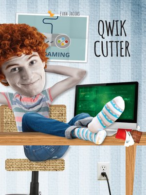 cover image of Qwik Cutter