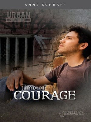 cover image of Time of Courage