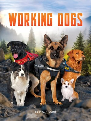 cover image of Working Dogs