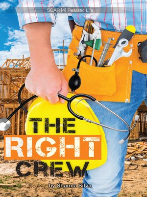 cover image of The Right Crew [4]