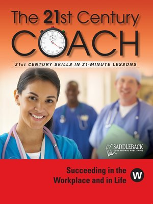 cover image of Succeeding in the Workplace and in Life-Book W