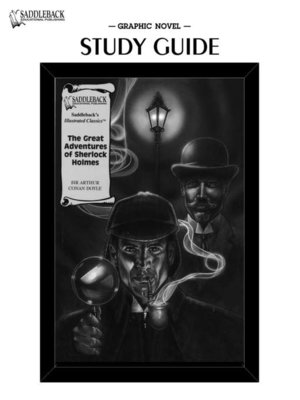 cover image of The Great Adventures of Sherlock Holmes Study Guide