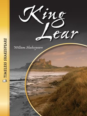 cover image of King Lear Paperback Book