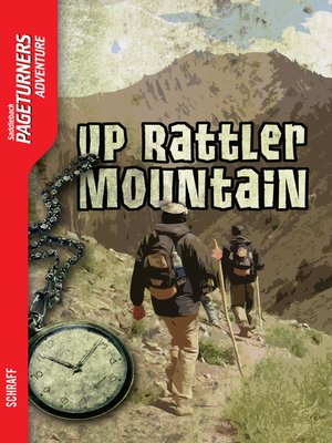 cover image of Up Rattler Mountain