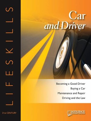 cover image of Car and Driver
