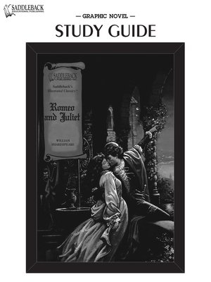 cover image of Romeo and Juliet Study Guide