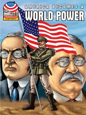 cover image of America Becomes a World Power