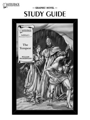 cover image of The Tempest Study Guide
