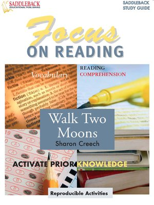 cover image of Walk Two Moons Reading Guide