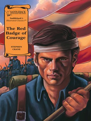 cover image of The Red Badge of Courage