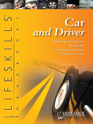 cover image of Car and Driver: Handbook