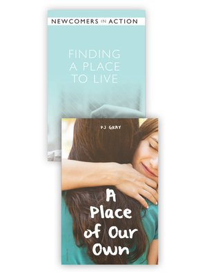 cover image of Finding a Place to Live / A Place of Our Own