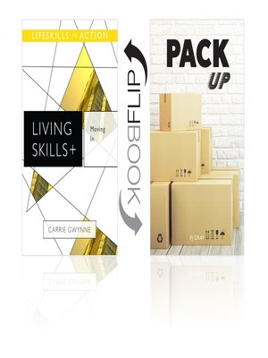 cover image of Moving In/Pack Up (Living Skills)
