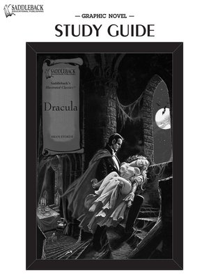 cover image of Dracula Study Guide
