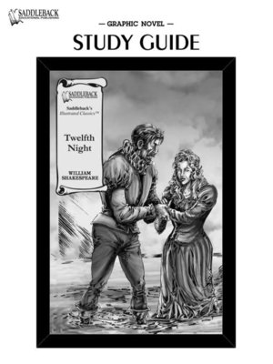cover image of Twelfth Night Study Guide