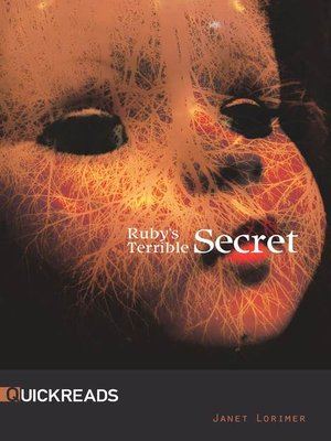 cover image of Ruby's Terrible Secret, Set 4
