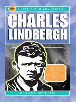 cover image of Charles Lindberg