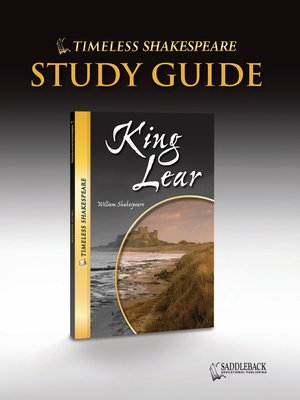 cover image of King Lear Study Guide