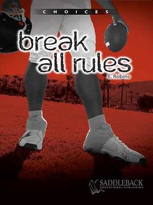 cover image of Break All Rules