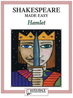 cover image of Hamlet Shakespeare Made Easy