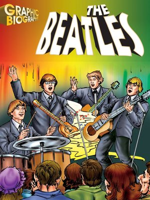 cover image of Beatles Graphic Biography