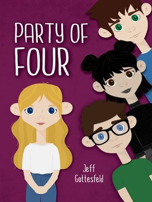 cover image of Party of Four