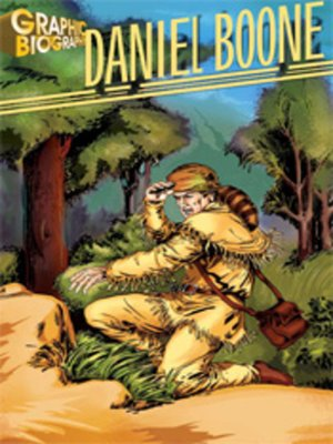 cover image of Daniel Boone Graphic Biography