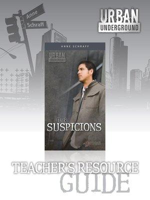 cover image of Dark Suspicions Digital Guide
