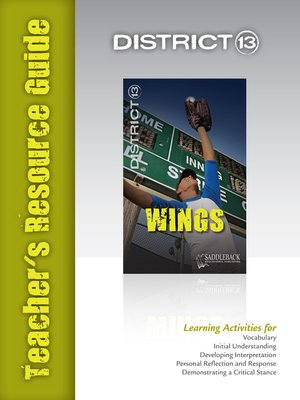 cover image of Wings Teacher's Resource Guide