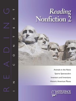 cover image of Reading Nonfiction 2