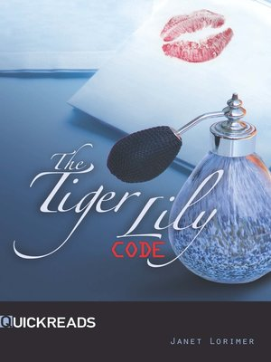 cover image of The Tiger Lily Code