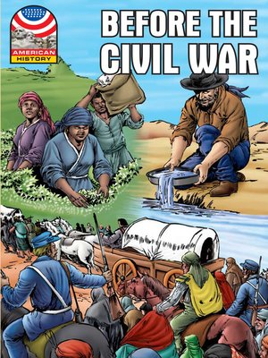 cover image of Before the Civil War