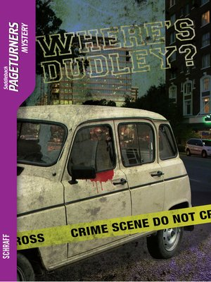 cover image of Where's Dudley?