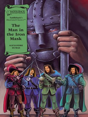 cover image of Man in the Iron Mask