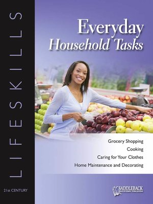 cover image of Everyday Household Tasks