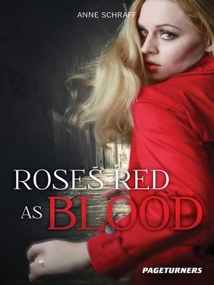 cover image of Roses Red as Blood (Suspense)