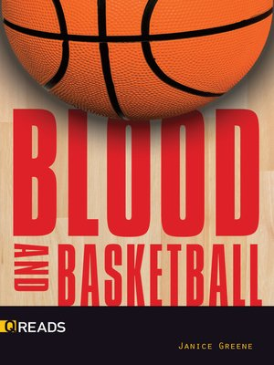 cover image of Blood and Basketball