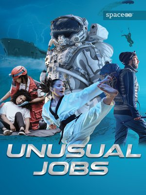 cover image of Unusual Jobs