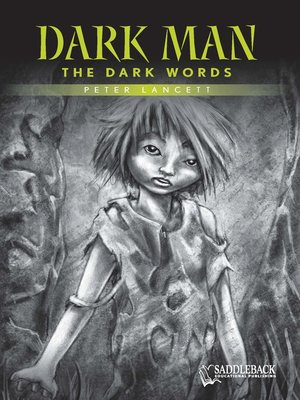 cover image of The Dark Words (Green Series)